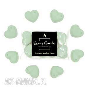 dom wosk zapachowy do podgrzewacza - sojowy serduszka jasmine garden
