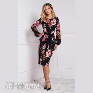 Sukienka lidia midi afrodyta sukienki livia clue dopasowana