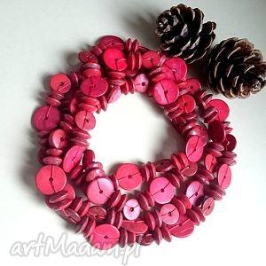 handmade korale rouge