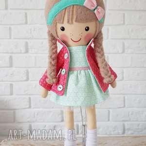 pod choinkę prezent, malowana lala helenka, lalka, przytulanka, zabawka