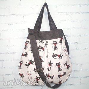 pod choinkę prezent, kocie sprawy, kot, kotek, koty, koci, torba