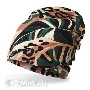 handmade czapki lekka dresowa bawełniana czapka safari, cienka do biegania
