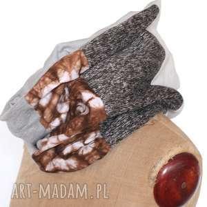 handmade kominy komin tuba unisex wiosenna