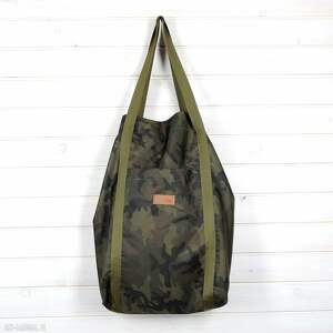 pojemna torba moro xxl - moro, pojemna, torba, nieprzemakalna, prezent, wojskowa