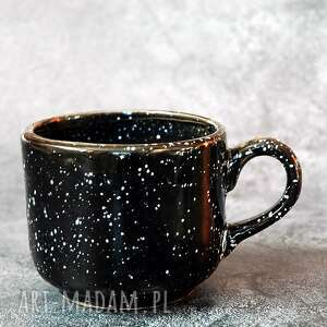 handmade ceramika galaktyczny kubek