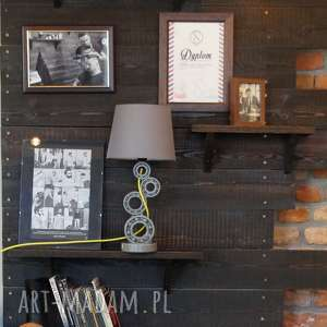 Eraginbi - elegancka lampa stołowa do salonu berriro loftowa