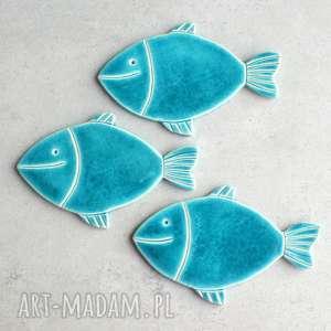 Ryba - magnes, ryba, kuchnia, metal, ozdoba, morskie
