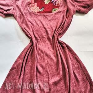 sukienki tunika rozmiar m, dl całości 70cm,pacha-pacha 48cm,titalna wyprzedaż