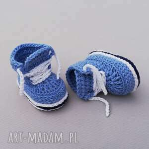 b a l trampki stanford, buciki, trampki, bawełniane, niemowlęce, prezent