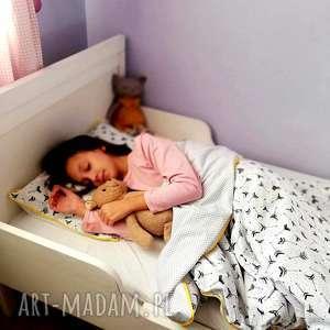 Dwustronna pościel dla dzieci, pościel, kołdra, poduszka, dziecko, poszewka, sen