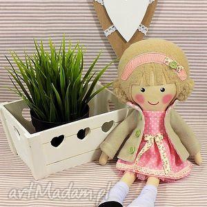 malowana lala celinka, lalka, zabawka, przytulanka, prezent, niespodzianka, dziecko