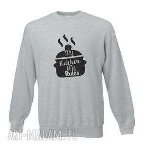 Bluza z nadrukiem dla kucharza, prezent najlepszy kucharz