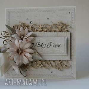 młodej parze - w pudełku - ślub, życzenia, gratulacje
