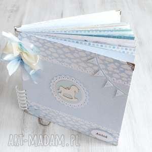 album - prezent dla maluszka - chrzest roczek lub narodziny - babyshower
