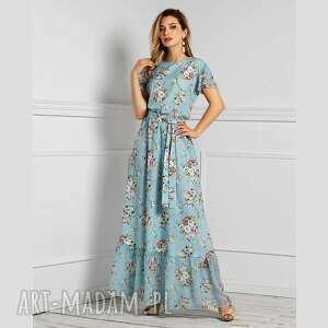 sukienki sukienka mia maxi allegria