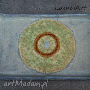 pod choinkę prezent, ceramiczny talerz, święta, imieniny, prezent ceramika