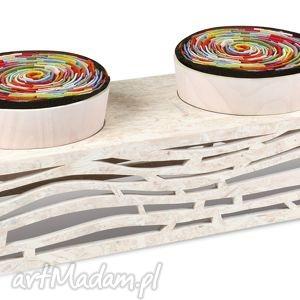 dom nowoczesna ławka wykonywana ręcznie orinoko duo