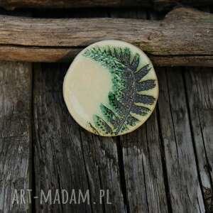 wyjątkowy prezent, paproć - broszka, paproć, natura, las