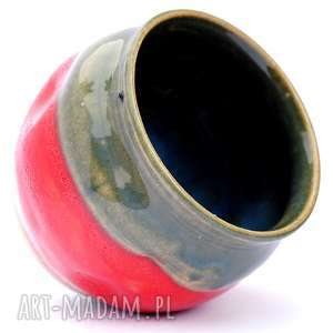 malgorzata wosik ceramiczna czarka-pocza17, czarka, naczynie, użytkowe, unikatowe