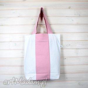 na ramię torba dżinsowa pastelowa, torebka, prezent, wytrzymała