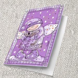 Pomysły na prezenty pod choinkę? Kartka świąteczna - 1 2 3 kartki
