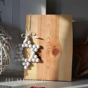 Deska z sękami dekoracje wooden love deska, drewniana, podstawka