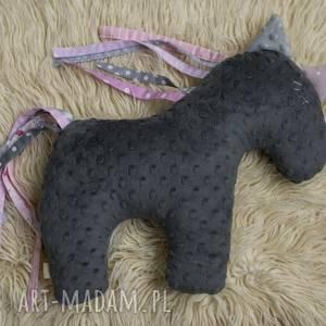 handmade maskotki unicorn