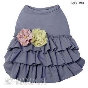 sukienka dla psa ubranko ubranka małych psów yorka