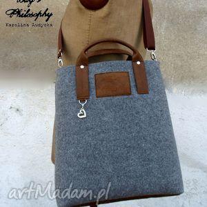 ręcznie wykonane torebki tote classic
