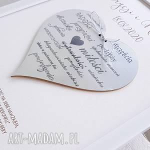 prezent ślubny, życzenia ślubne, upominek, pamiątka ślub, od matki chrzestnej