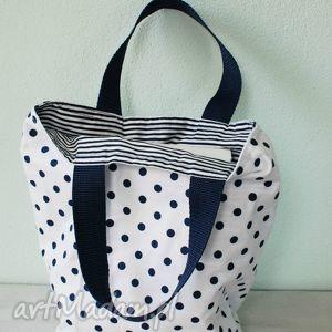 ręczne wykonanie torebki lunchbag by wkml marina