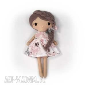ladalla lalka przytulanka paula, 45 cm, lala, szmaciana ręcznie