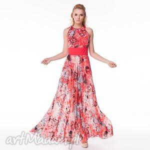 6cb483a63d Sukienki wyraziste 2017 kwiaty latowyprzedano sukienki sukienka mari