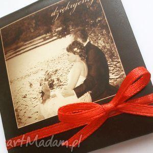 pamiątkowy magnes ze zdjęciem, podziękowania, magnes, ślub, pamiątka, zdjęcie