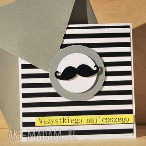 ręcznie zrobione scrapbooking kartki kartka męska