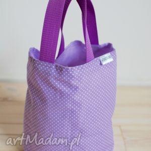 bywkml lunchbag by wkml with violet, śniadanie, kanapki, lunch, torba, fioletowa