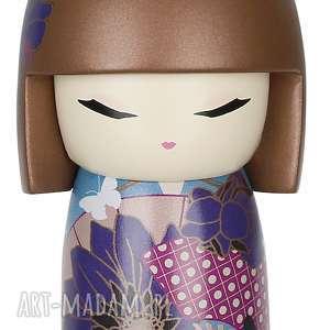 kimmidoll poland mini doll yoshiko - powodzenie, kimmidoll, lalka, kokeshi, szczęście