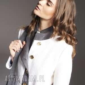 Plaszcz krystyna 2143 rozm s płaszcze more fashion