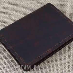 ręcznie wykonane portfele portfel, etui na paszport i dokumenty