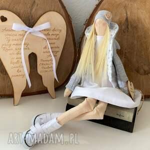 anioł pamiątka pierwszej komunii świętej chrztu świętego, na chrzest