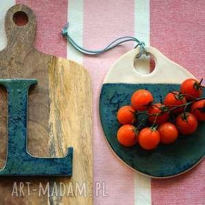 Podstawka ceramiczna, podstawka, talerz, patera, taca, ceramika