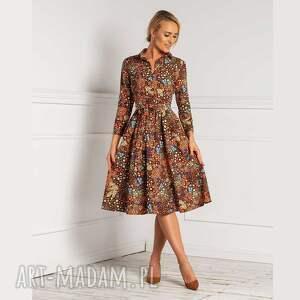 sukienki sukienka sabina midi marcella