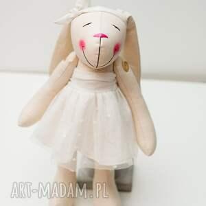 królik prezent personalizowany komunia dedykacja, królik, urodziny, dedykacja