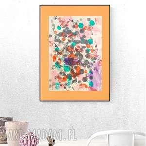 abstrakcyjna grafika, minimalizm dekoracja, lofty grafika do pokoju, abstrakcja