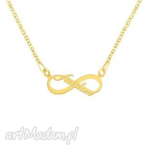 celebrate - infinity freedom necklace g, infinity, freedom, celebrytka