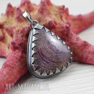 Iryzujący rubin w srebrze - wisior 2703, rubin, srebro, wisior-z-rubinem