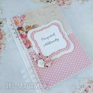 personalizowany przepiśnik, notes, urodziny, prezent, kuchnia