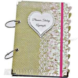 planeś Ślubny/ planner Ślubu personalizowany, planer, planner, ślubu, ślubny, prezent
