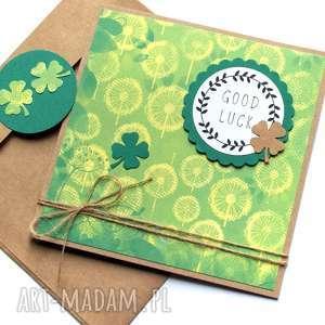 good luck :: POWODZENIA handmade, powodzenia