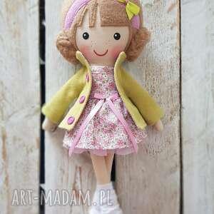 lalki malowana lala sara, lalka, przytulanka, niespodzianka, zabawka, prezent